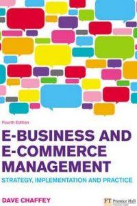 E-Business E-Commerce Management