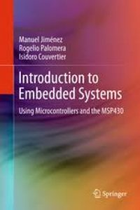 Introduction to Micro controllers and Introduction to Embedded System